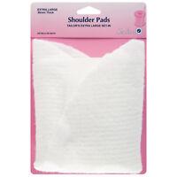 10x Adhesive Hi-Tack 2mm Foam Pads 5x5mm Square White 10 Sewing Craft