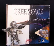 Descent Freespace The Great War + Silent Threat PC Game NEW FACTORY SEALED