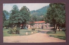 Mount Valley Inn - Waynesville, N.C. - Chrome Postcard