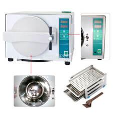 18l Dental Autoclave Steam Sterilizer Drying Medical Sterilizition