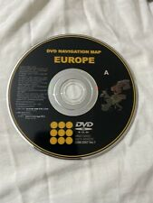 Toyota/Lexus Europe Map Navigation DVD Version 1 2006-07