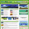 Established 'SOLAR ENERGY' Affiliate Website Turnkey Business (FREE HOSTING)
