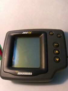 Hummingbird 300TX fish finder