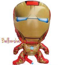 "Ironman Superhero Marvel Avengers Balloon Helium Party Birthday 28"" Large"