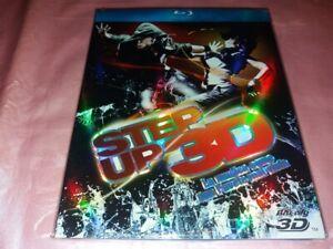 BLU RAY nuovo Step Up 3D Blu-ray + Blu-ray 3D Vers Italiana