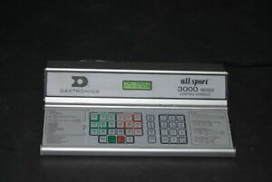 Daktronics All Sport 3000 Series Scoreboard Controller AS3100