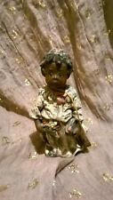 Sarah's Attic #782 Collectible Figurine Limited Edition Little Girl Dressed Up