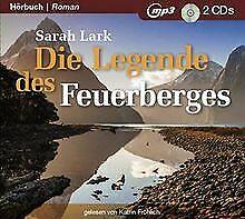 Die Legende des Feuerberges - 687 Minuten MP3 Hörbuch vo... | Buch | Zustand gut