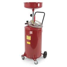 Portable 20 Gallon Waste Oil Drain Air Operated Drainer Drainage Lift Auto DIY