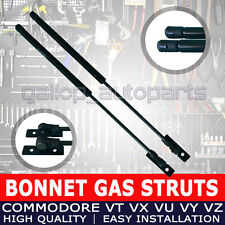 HOLDEN BONNET GAS STRUTS COMMODORE VT VX VU  VZ SEDAN WAGON UTE MONARO 92047416