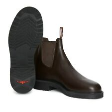RM Williams Stockyard Work Boot - Only $220 RRP $250