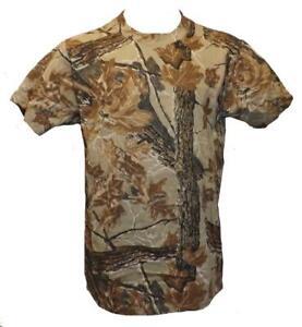 New Realtree Camo Camouflage Youth Size M Medium (10/12) Shirt