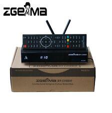 2019 Zgemma H9 Combo Wi-Fi 4K per IPTV Tuner T2/S2x compatibile HEVC Multistream