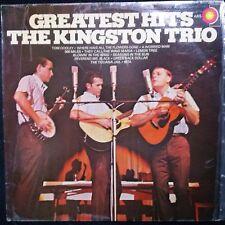 THE KINGSTON TRIO - GREATEST HITS VINYL LP AUSTRALIA