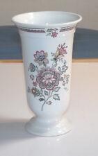 Vintage Royal Norfolk 1960s/70s Vase With Retro Floral Pattern