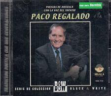 Paco Regalado Poesias de america CD New Nuevo sealed
