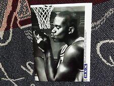 """8"""" x 6"""" foto agenzia di stampa-SHAQUILLE O 'NEAL CON GATTINO-Baton Rouge 1991 (2)"""
