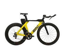 BMC Timemachine 01 TWO Triathlon Bike - 2019, Small carbon frame, wheels