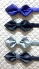 Toddler Boy's Diamond-Tip Bow Tie - Choose From 4 Colors