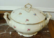 Vintage Germany Winterling Bavaria China -Old Paris Style Tureen w/Lid c.1903-45
