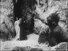 DiscOnly Dvd L'inferno 1911 Italian Silent Fantasy Film Dante's Inferno