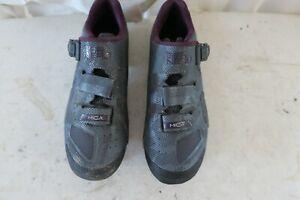 Louis Garneau Women's Mica II MTB Cycling Shoes Eur 40 US 9 Camo Charcoal