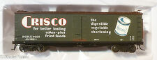 Atlas HO #20003804 (Rd #4000) Crisco 40' Wood Reefer (RTR)