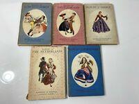 Vintage Dances Of Portugal Netherlands Switzerland Greece Czechoslovakia Books