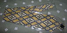 NEU Business Designer Krawatte von VAN DEN BOSCH  Binder Schlips  Nr. 9