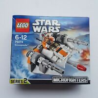Lego Star Wars Snowspeeder - Microfighters Series 2 - 75074  FREE Shipping in UK