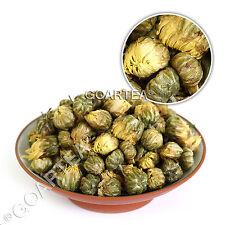 GOARTEA 100g Organic Premium Golden Fetal Chrysanthemum Buds Flower Herbal Tea
