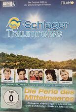 DVD Schlager Traumreise - Die Perle des Mittelmeers - Live Musik
