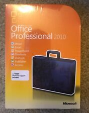 Microsoft Office Professional 2010 3pc's