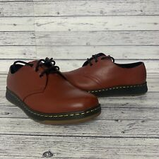 Dr Martens 1461 Cavendish Size 9 Cherry Red shoes 3 Eye