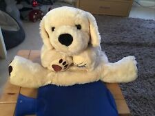 Andrex Puppy Hot Water Bottle Cover + Bottle