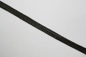 "1/2"" Carbon Fiber Braided Sleeve"