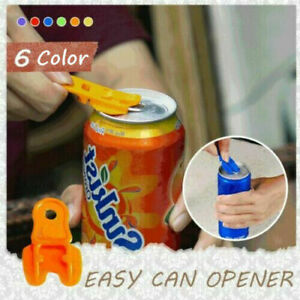 QC Sueea Easy Can Opener 6 Color Top Rated Handheld Can Opener Kitchen BBQ Tools