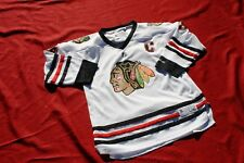 Chicago Blackhawks Jonathan Toews Youth L/XL Captain jersey by Reebok