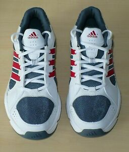 Adidas Adiprene Laufschuh/Freizeitschuh, YYA 606001, Größe UK 7 / EU 40⅔, weiß