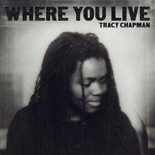 Where You Live by Tracy Chapman (CD, Sep-2005, Atlantic (Label))