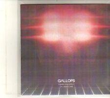 (DT319) Gallops, Jeff Leopard - DJ CD