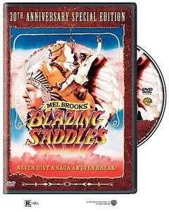 Blazing Saddles DVD Mel Brooks(DIR) 1974