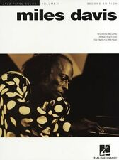 Jazz Piano Solo Miles Davis Learn to Play Blue in Green All Blues Music Book 1