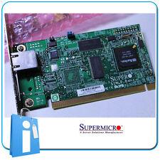 SUPERMICRO SIMLP-B Rev 2.01 Server Management