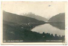 Fra Balestrand NORWAY ~ Vintage 1928