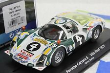 FLY 88334 PORSCHE CARRERA 6 PSYCHEDELIC VILA REAL 1971 NEW 1/32 SLOT CAR