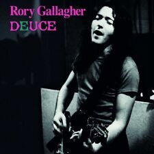 RORY GALLAGHER - DEUCE (REMASTERED 2011)   CD NEW!