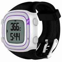 Für Garmin Forerunner 10/15 Mit Tools S/L Silikon Uhr Armband Uhrenarmband Strap