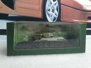 ATLAS EDITIONS  - RUSSIAN T-34 - 1/72  SCALE MODEL / ULTIMATE TANK COLLECTION