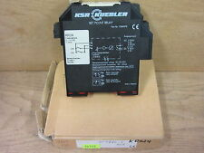 KSR Kuebler KR24 Set Point Relay 727880-1  New in Open Box ABY2